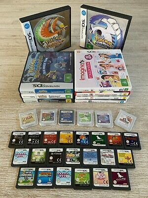 AU7.87 • Buy Nintendo DS Games **Pick From The List** (AUS PAL 3DS 2DS DS DSi XL Lite)