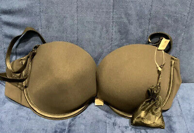 £15 • Buy La Senza Black Push Up Bra 36B With Changeable Straps Brand New Authentic