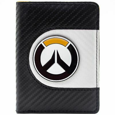 AU14.99 • Buy New Official Overwatch Metallic Game Logo Large Black Id & Card Wallet