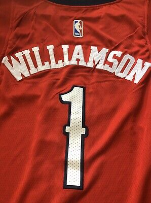 NEW W/TAGS Adult XL Red Zion Williamson Pelicans Authentic Basketball Jersey NBA • 16$