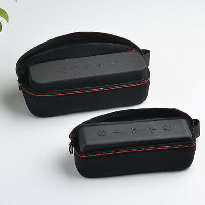 AU11.56 • Buy Soft Storage Bag For Anker SoundCore Boost Portable Bluetooth Speaker