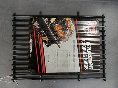 $ CDN54.13 • Buy Grill Grates Varying Sizes And Brands Including MHP, Weber And UNIVERSAL Sizes