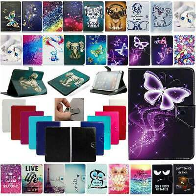 AU23.99 • Buy For Samsung Galaxy Tab A 10.1  SM-T510 T515 Tablet Universal Leather Case Cover