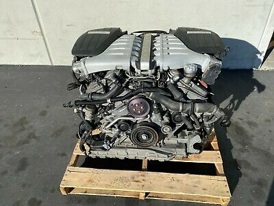 AU7863.93 • Buy Bentley Flying Spur Gt Gtc (06-10) Engine Motor 6.0 V12 Twin Turbo Motor Oem 56k
