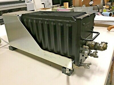 $399 • Buy New Collins Military Arc-174 / 548s-5 Aircraft Radio Amplifier Shock Mount Only!