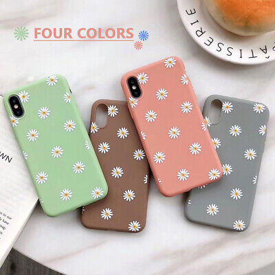AU3.99 • Buy For IPhone 11 Pro XS Max XR 7 8 6s 6 Plus SE Case Flowers Art Cute Cover Girls
