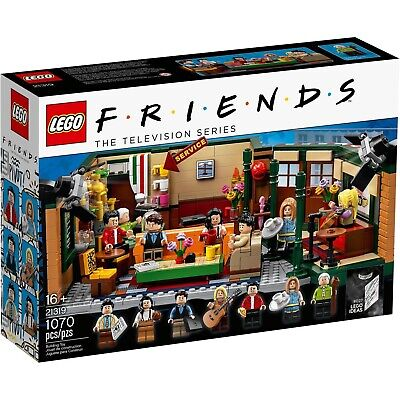 LEGO: Central Perk (21319) FRIENDS Brand New Item In Hand • 50$