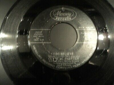 £6.95 • Buy Clyde McPhatter  - I Do Believe / Maybe - RARE US Soul Pressing
