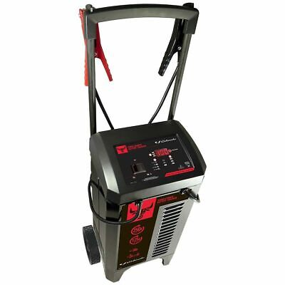 AU302.52 • Buy Heavy Duty 6 Volt 12V Wheeled 250 Amp Automatic Car Battery Charger Jump Starter
