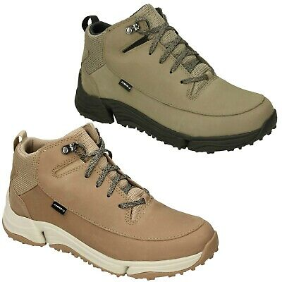 Tri Path Hiker Ladies Clarks Waterproof Casual Walking Nubuck Laced Ankle Boots • 88.99£