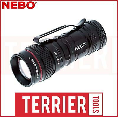 Nebo Micro Redline OC 360 LUX LED Flashlight • 8.99£