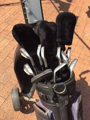 AU450 • Buy Complete Set Of Golf Clubs