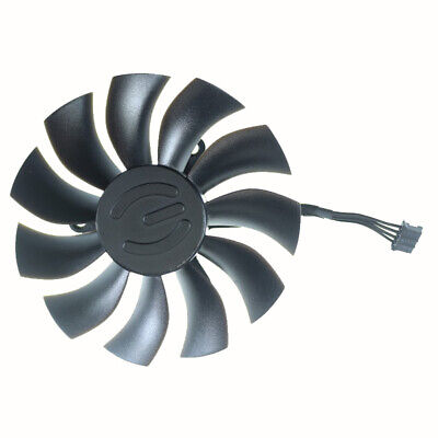 $ CDN18.44 • Buy PLA09215B12H For EVGA GEFORCE GTX 1060 SC MINI Ideo Graphics Card Cooling Fan