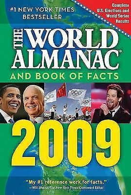 AU13.99 • Buy The World Almanac And Book Of Facts (World Almanac & Book Of Facts), , Used; Goo