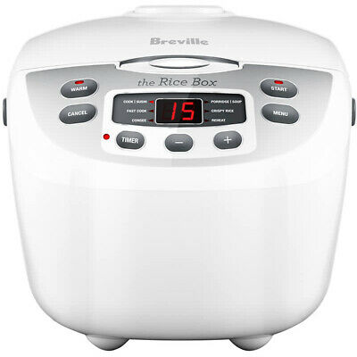 AU99 • Buy Breville - BRC460 - The Rice Box Cooker