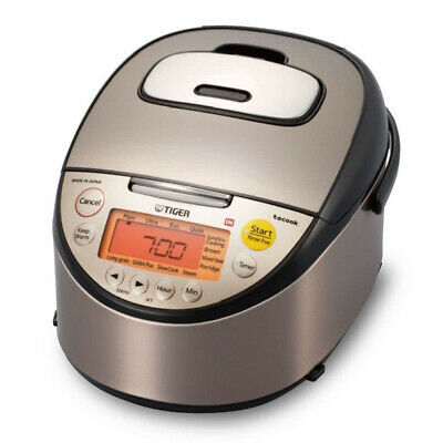 AU519 • Buy Tiger - Multi-functional Rice Cooker - JKT-S10A