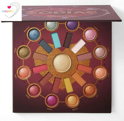 AU39.95 • Buy BH Cosmetics ZODIAC LOVE SIGNS Eyeshadow Highlighter Palette 100% AUTHENTIC