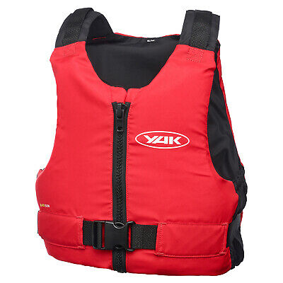 Yak Blaze 50N Buoyancy Aid 2020 - Red • 36£