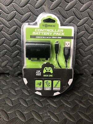$4.02 • Buy Xbox One Controller Battery Pack And Charge Cable