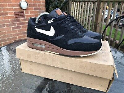 Nike Air Max 1 Hazelnut 8.5 US DS 2005 Factory Laced Atmos