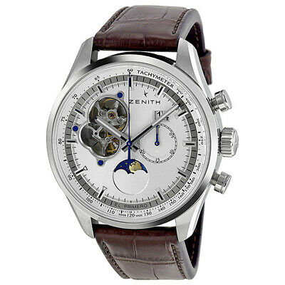 $5595 • Buy Pre-owned Zenith Chronomaster Open Chronograph Automatic PRE-ZE032160404701C