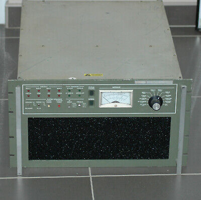 AU4393.46 • Buy Rockwell Collins HF-8023 HF-KW-Solid State  Linear Power Amplifier