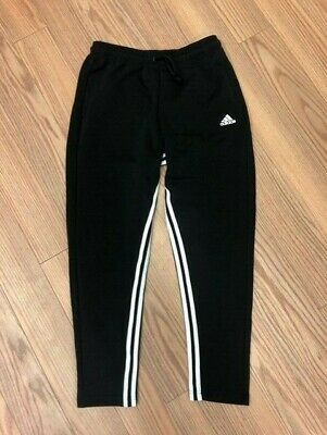 $ CDN70 • Buy Adidas Men's Tapered Pants:Black & White (J48)