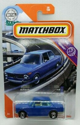$1.95 • Buy Matchbox 2020 Blue 69 Bmw 2002