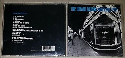 The Charlatans - Melting Pot - UK CD • 1.99£
