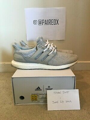 $ CDN220 • Buy GORGEOUS Pre-Owned Adidas Ultra Boost Reigning Champ 3.0 9/10 Condition Size 13