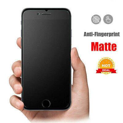 AU3.16 • Buy Matte Anti-Glare Tempered Glass Screen Protector For IPhone 11 Pro XR XS MAX 8 7