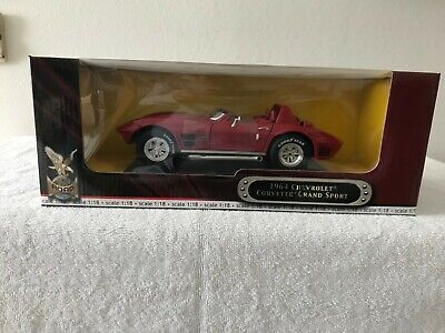 $30 • Buy 1964 Chevy Corvette Grand Sport/Red/1/18 Scale