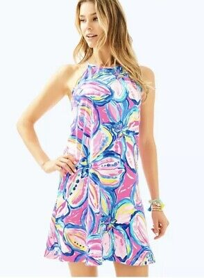 $34.99 • Buy NWOT Lilly Pulitzer Margot The Sunny Side Dress Size Medium M 'NO TAGS' Cute!