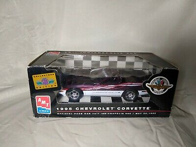 $13.80 • Buy  Collectors Edition1995 Chevrolet Corvette 79th Indianapolis 500 Pace Car