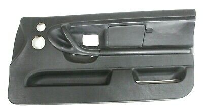 $119.95 • Buy Bmw Oem E36 M3 Passenger Front Black Leather Door Panel Right Airbag Vert Coupe