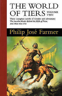 AU13.99 • Buy The World Of Tiers: Behind The Walls Of Terra: 2, Farmer, Philip Jose, Used; Goo