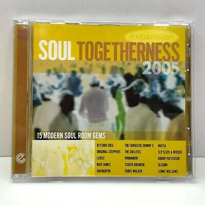 Soul Togetherness 2005 - 15 Modern Soul Room Gems | Expansion EXP 23 | 2005 | CD • 17.99£
