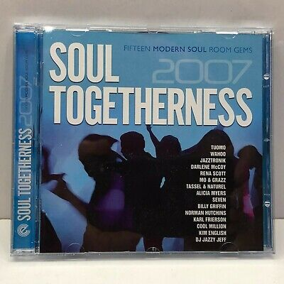 Soul Togetherness 2007 - 15 Modern Soul Room Gems | Expansion EXP 30 | 2007 | CD • 17.99£