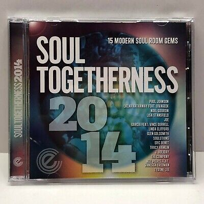 Soul Togetherness 2014 - 15 Modern Soul Room Gems | Expansion EXP 48 | 2014 | CD • 14.99£