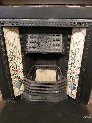 £295 • Buy Stovax Gazco Open Cast Tiled Fireplace Gas Or Solid Fuel