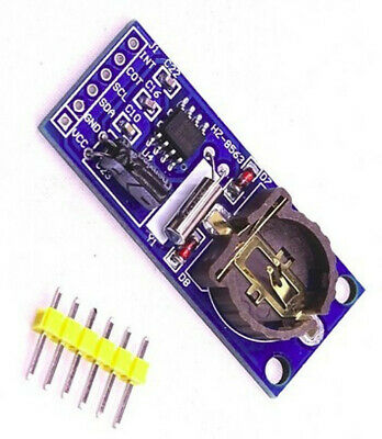 PCF8563 RTC Real Time Clock Precision Timer I2C Battery Backup Arduino Pi IoT UK • 2.50£