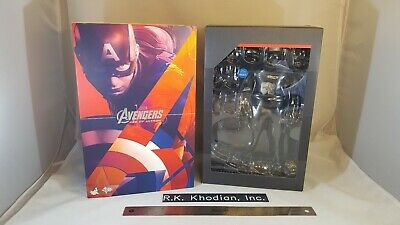 $ CDN20.96 • Buy Hot Toys MMS281 Marvel Avengers 1/6 Captain America Age Of Ultron Empty Box Only