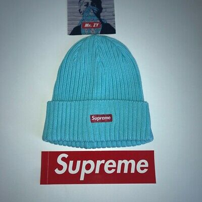 $ CDN95.27 • Buy Supreme SS17 Overdyed Ribbed Beanie BOX LOGO HAT CLASSIC CAMP CAP WASHED CAMO DS