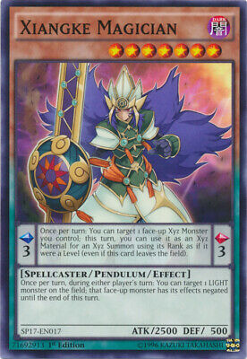 AU4.50 • Buy Xiangke Magician Common Star Pack Battle Royal Yugioh Card