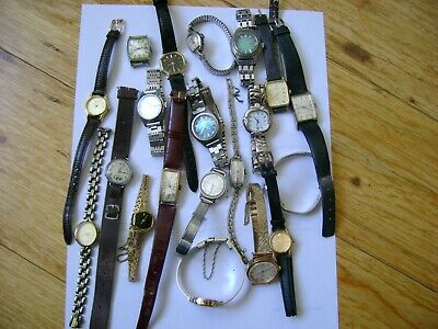 $ CDN110 • Buy  Lot Vintage  Lady Seiko And Citizen  Watches