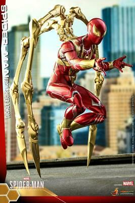 $ CDN404.99 • Buy Hot Toys HT 1/6th VGM38 Game Ver Iron Spider-Man Armor Soldier Figure Model Toys