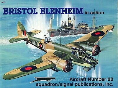 £19.99 • Buy Bristol Blenheim In Action (Squadron/Signal Publications Aircraft No 88) - New