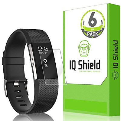$ CDN15.49 • Buy Fitbit Charge 2 Screen Protector (6-Pack) IQ Shield LiQuidSkin Full Coverage ...
