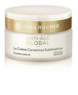 AU43.13 • Buy YVES ROCHER ANTI-AGE GLOBAL Complete Anti-aging DAY Care 1.6 Fl Oz