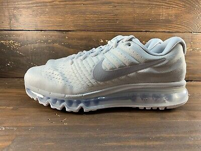 $70 • Buy Nike Air Max 2017 Mens Shoes- Pure Platinum 849559 009 NEW